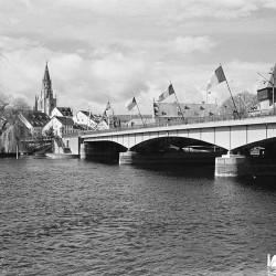 Blick auf die Konstanzer Altstadt