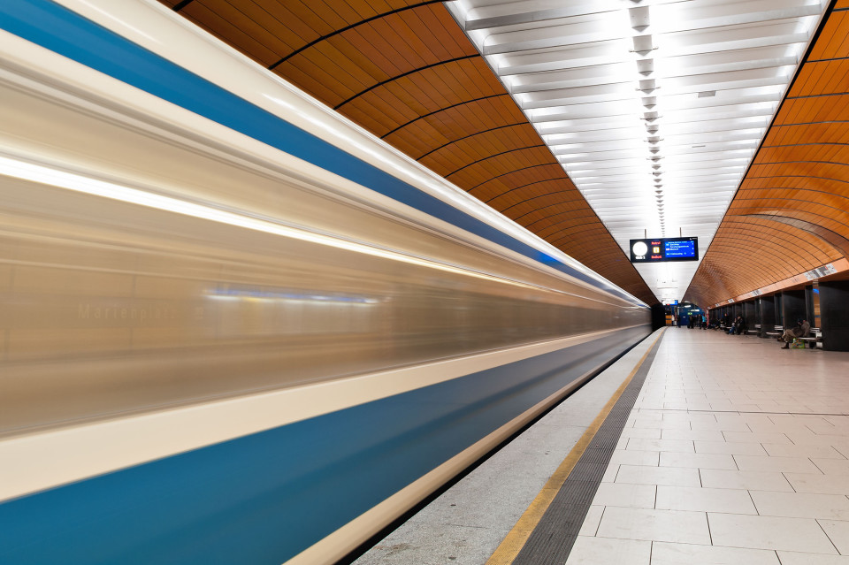 S-Bahnhof Marienplatz