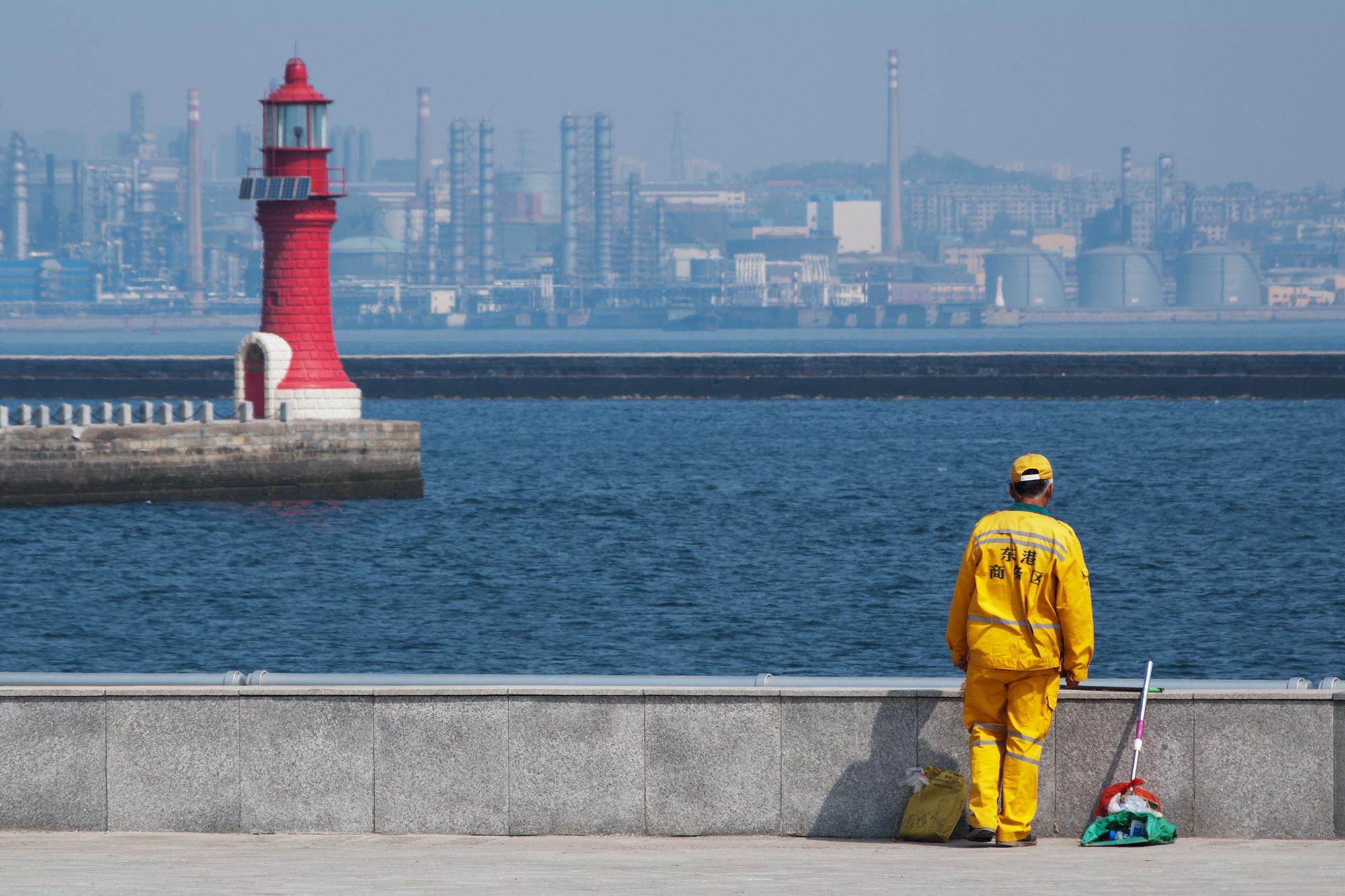 Hafen von Dalian