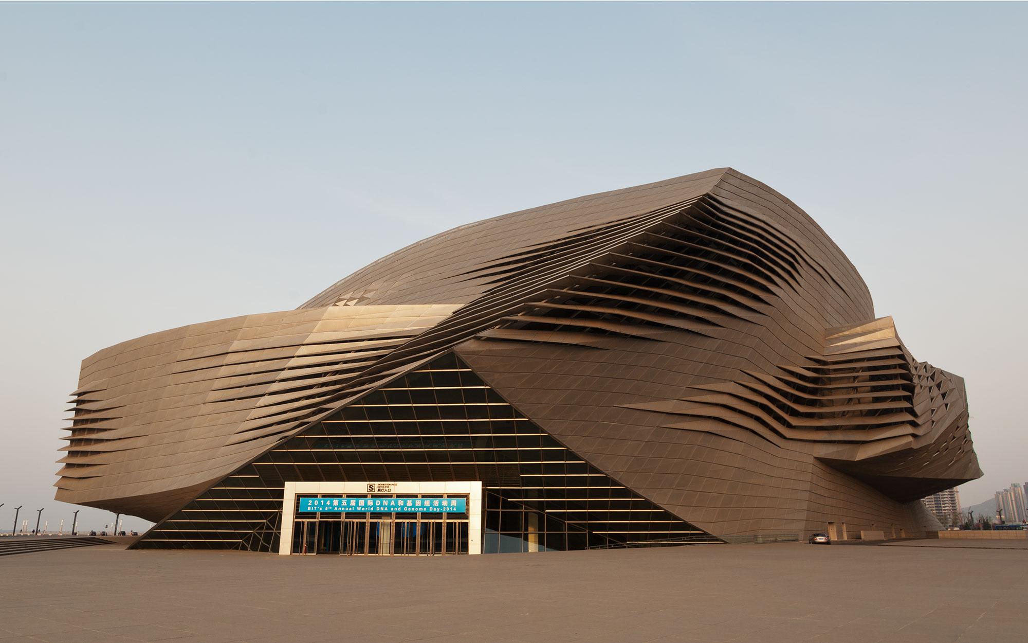 Konferenzzentrum Dalian