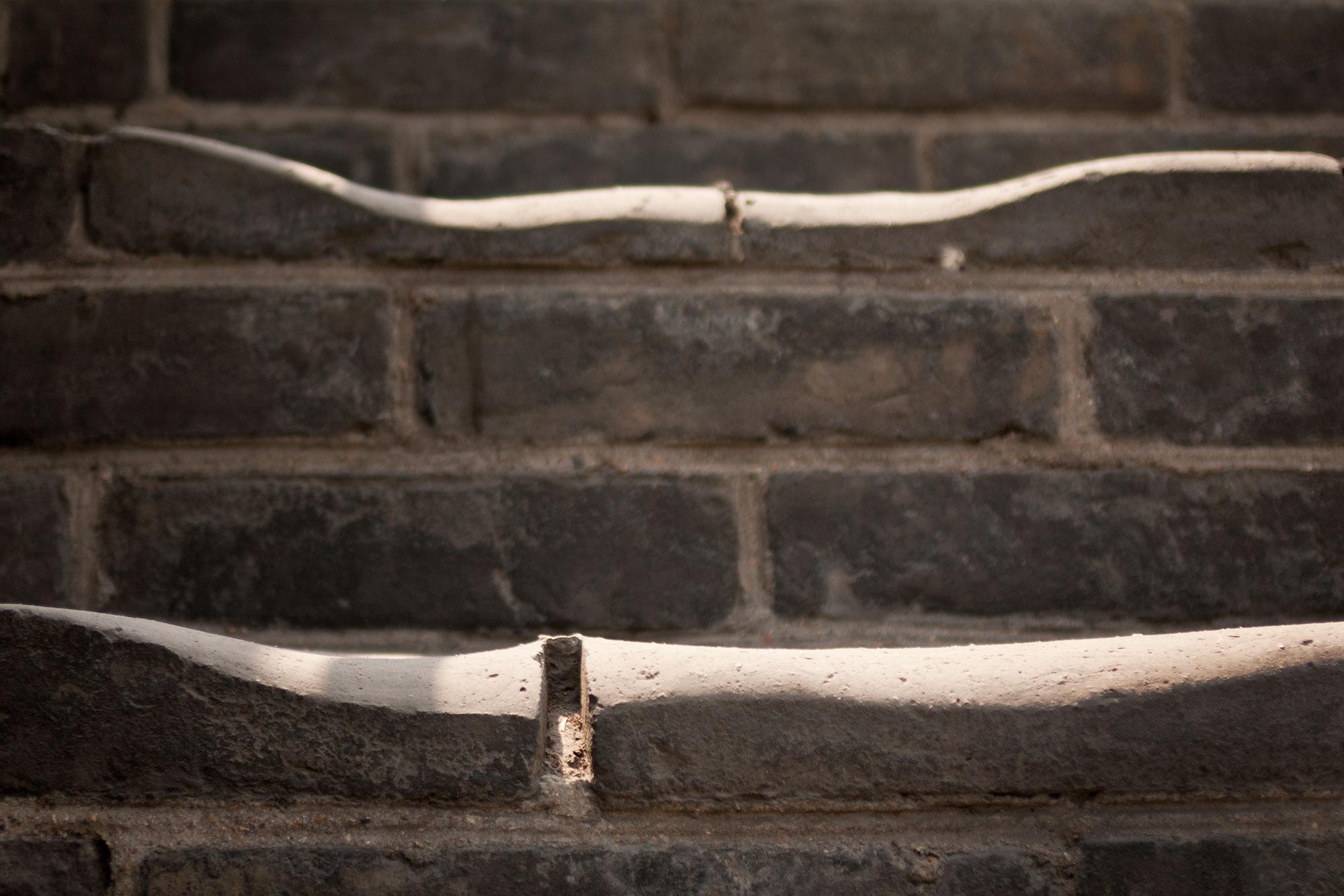 Spuren von 700 Jahren Nutzung