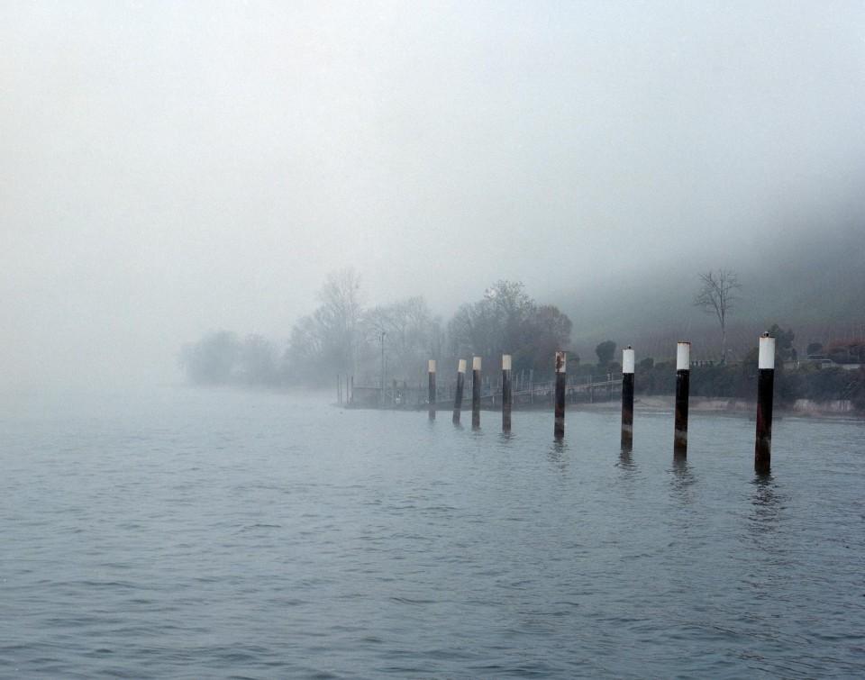 Auf der Fähre von Meersburg nach Konstanz