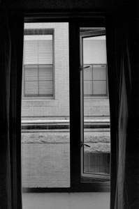 Hotelfenster-Serie meiner Dienstreisen
