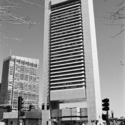 Hochhaus in Boston
