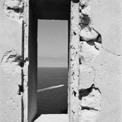 Ausblick aufs Meer am Torre de Cala en Basset