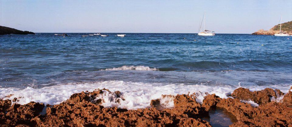 Am Strand in Mallorca