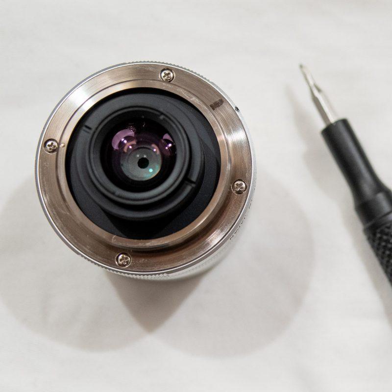 Voigtländer Heliar 15 mm f/4.5
